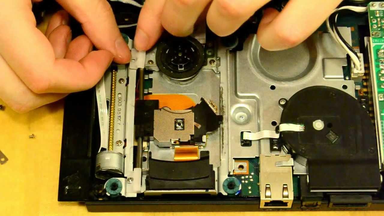 تعمیرات PS2