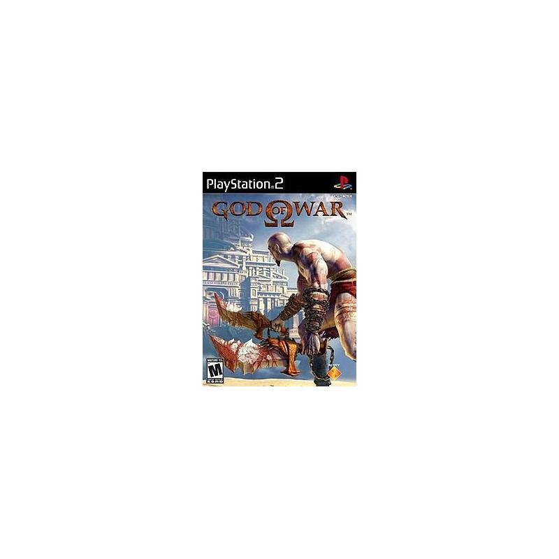 سی دی خدای جنگ پلی استیشن 2