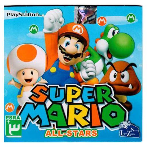 سی دی سوپر ماریو پلی استیشن 1