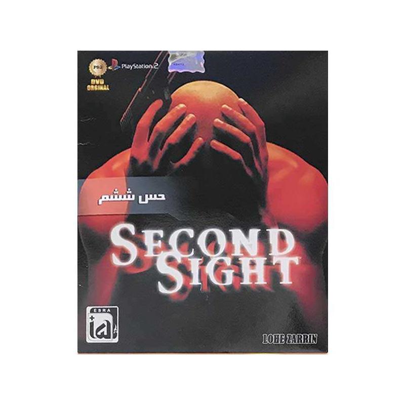 سی دی بازی حس ششم پلی استیشن 2