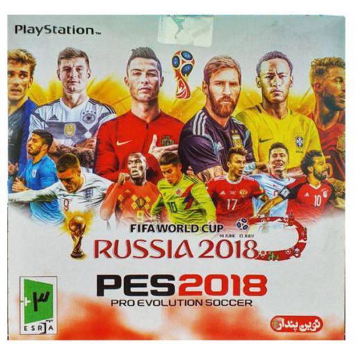 سی دی فوتبال PES 2021پلی استیشن 1