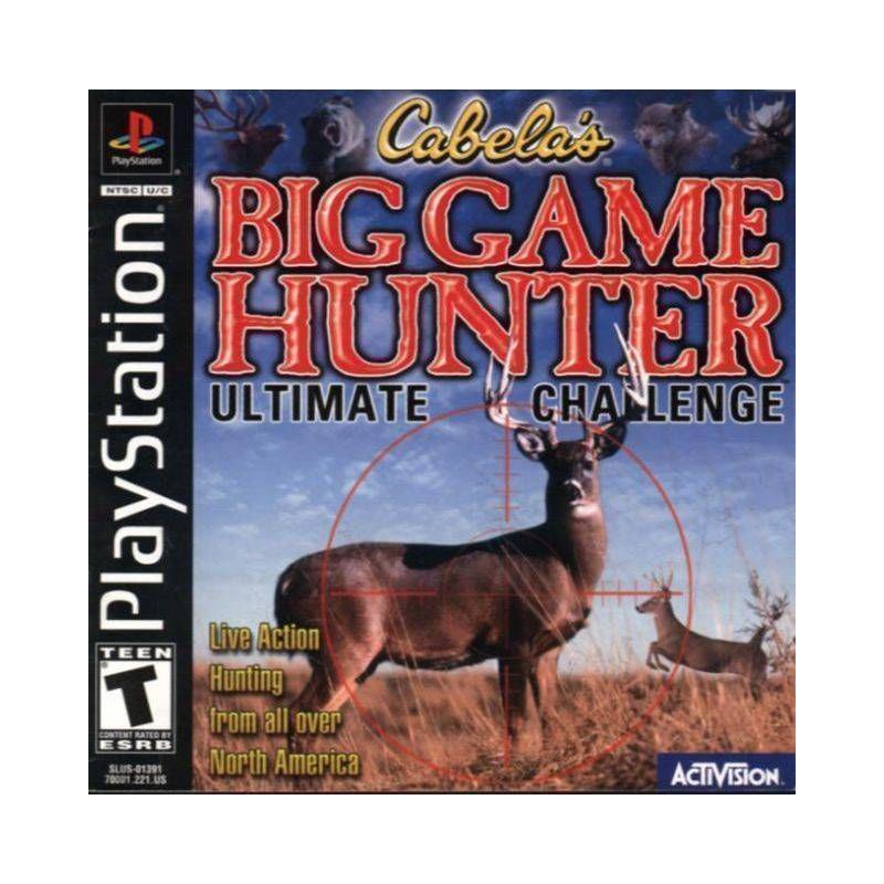بازی شکار گوزن پلی استیشن1