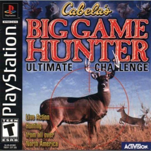 بازی شکار گوزن پلی استیشن 1