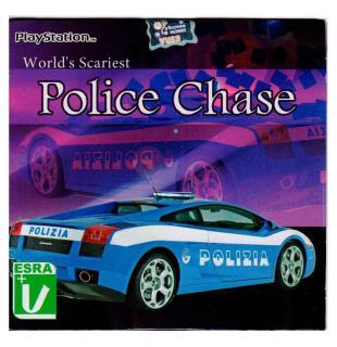 سی دی  تعقیب پلیس پلی استیشن1