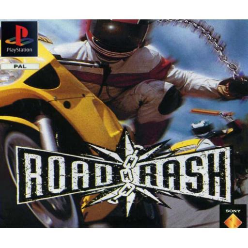 بازی ROAD RASH پلی استیشن 1
