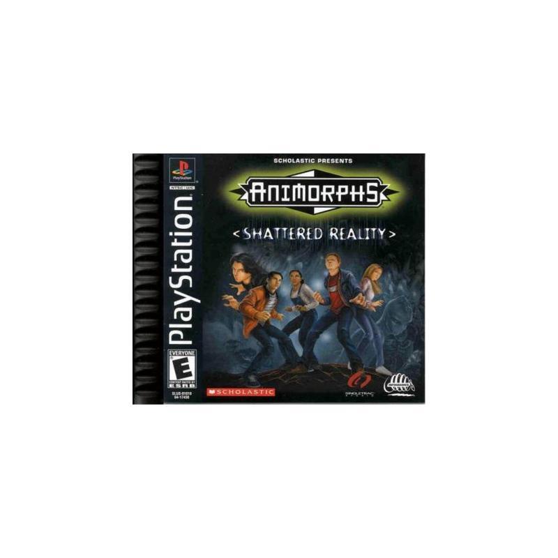 بازی انیمورفس پلی استیشن 1