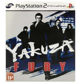 بازی یاکوزا فوری پلی استیشن 2