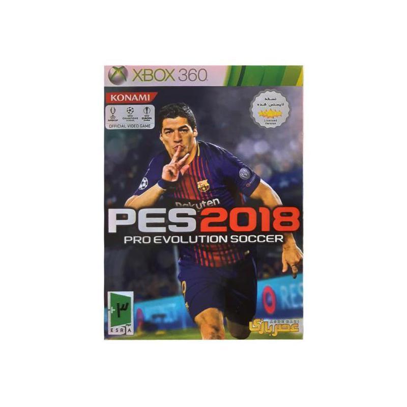 بازی PS 2018 ایکس باکس 360