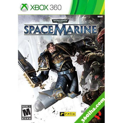 بازی space Marine ایکس باکس 360
