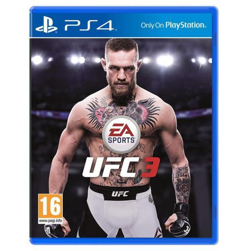 بازی یو اف سی 3 برای PS4