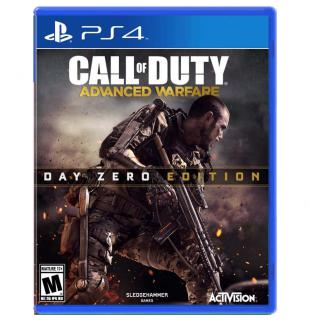 بازی Call Of Duty Advanced Warfare برای ps4