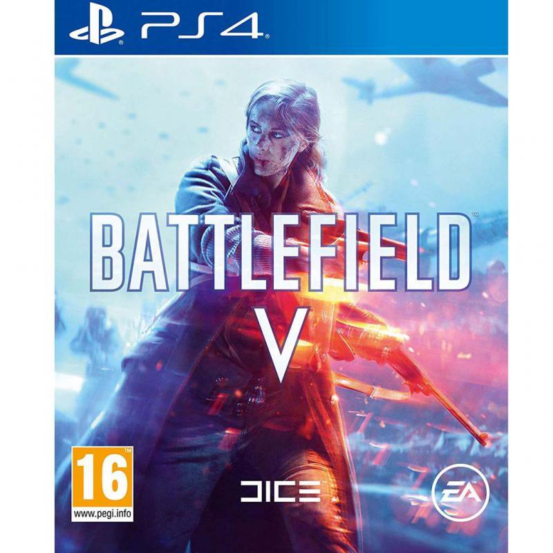 بازی Battlefield V برای PS4
