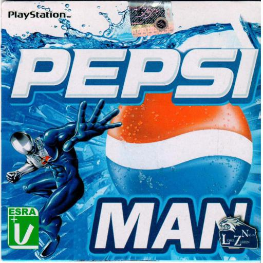 بازی پپسی من پلی استیشن1