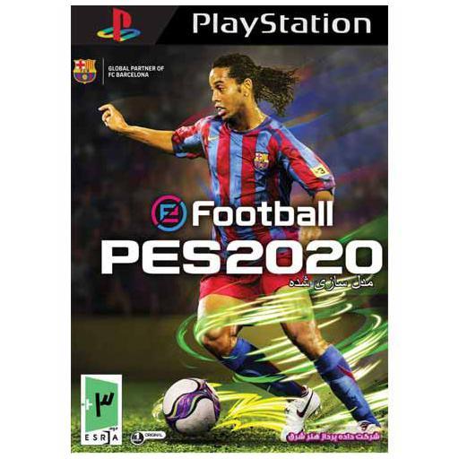 بازی PES 2020 برای پلی استیشن1