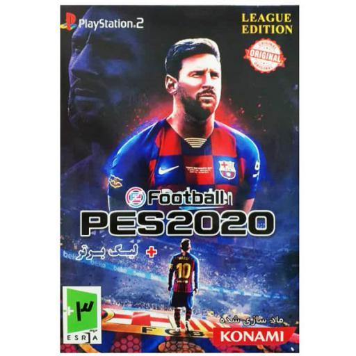 بازی PES 2020 برای PS2