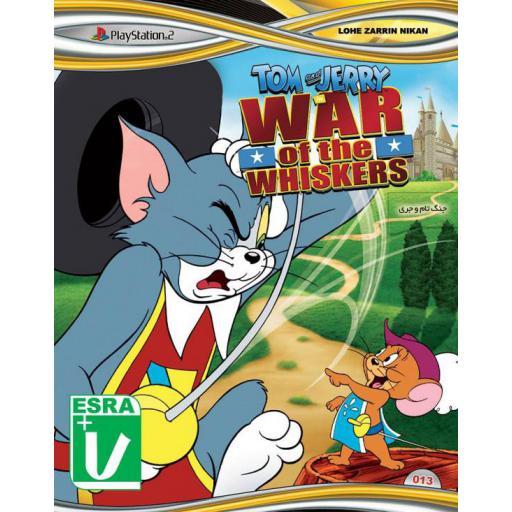 سی دی بازی تام و جری پلی استیشن 2