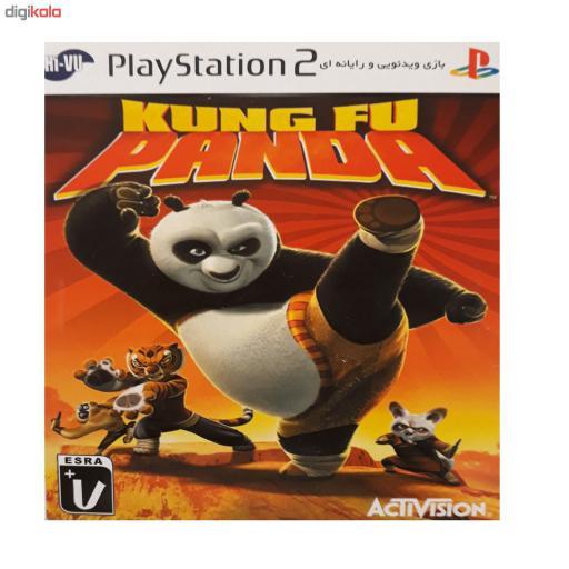 سی دی بازی کونگفو پاندا پلی استیشن 2