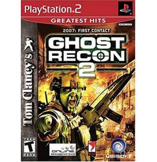 سی دی بازی ghost recon پلی...