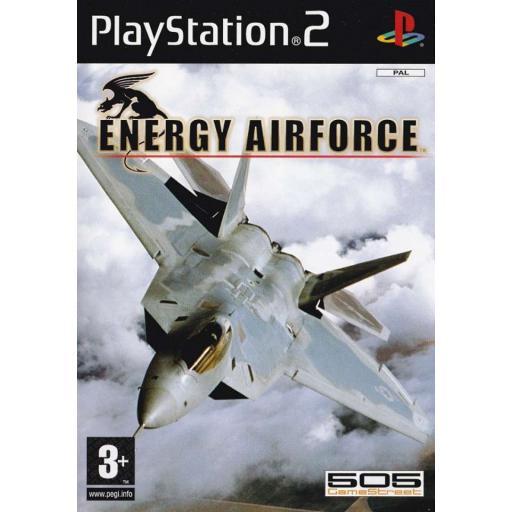 سی دی بازی نیرو هوایی پلی استیشن 2