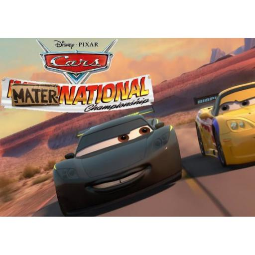 سی دی بازی Mater National پلی استیشن 2