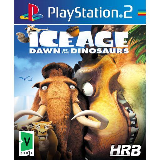 سی دی بازی عصر یخبندان پلی استیشن 2