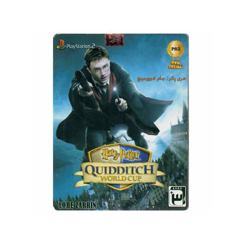 سی دی بازی هری پاتر پلی استیشن 2