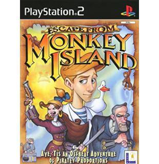 سی دی بازی جزیره میمونها...
