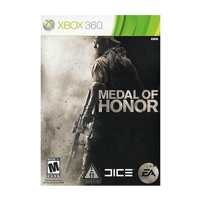 سی دی بازی مدال افتخار ایکس باکس 360