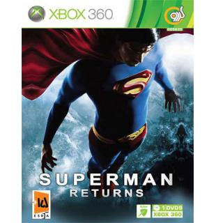 سی دی بازی سوپرمن ایکس باکس...