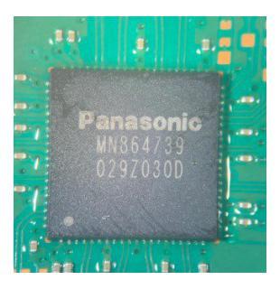 آی سی HDMI تصویر ps5