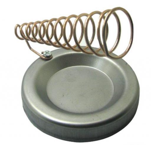 پایه نگهدارنده هویه فنری-فلزی