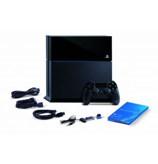 لیست همه قطعات PS4