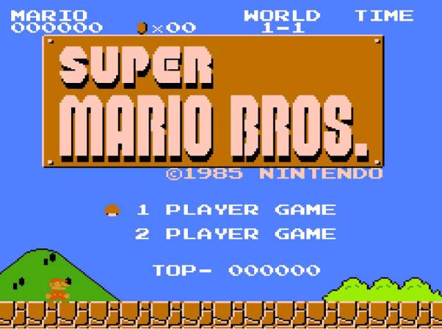 حقیقت های بازی ماریو قارچ خور قدیمی